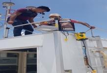 Cuenta Estado con calidad  del aire aceptable