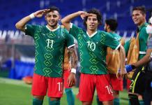La selección saca la casta; Bronce para México