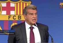 Estoy triste, pero hemos hecho lo mejor para el Barça; Laporta sobre salida de Messi