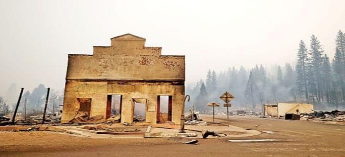 Incendios consumen California
