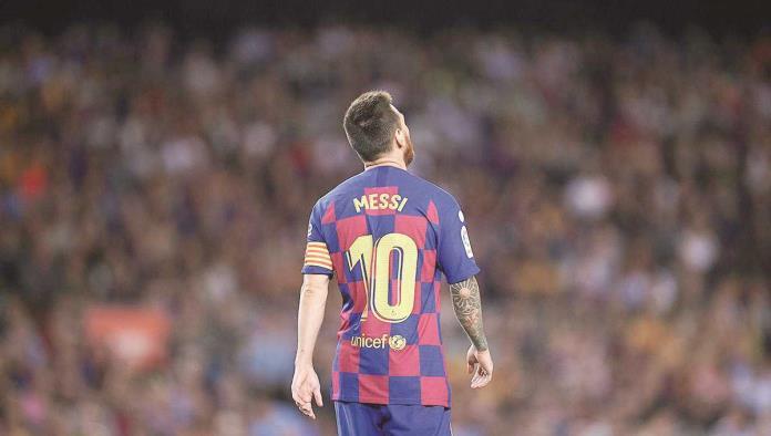 Messi se va, ya es oficial