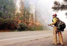California se enfrenta a unos de los peores incendios de su historia