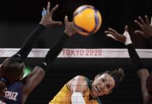 Posible dopaje en las Olimpiadas, Suspenden a jugadora