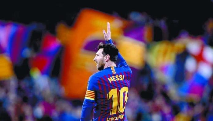 Se rumora que el PSG busca a fichar a Messi