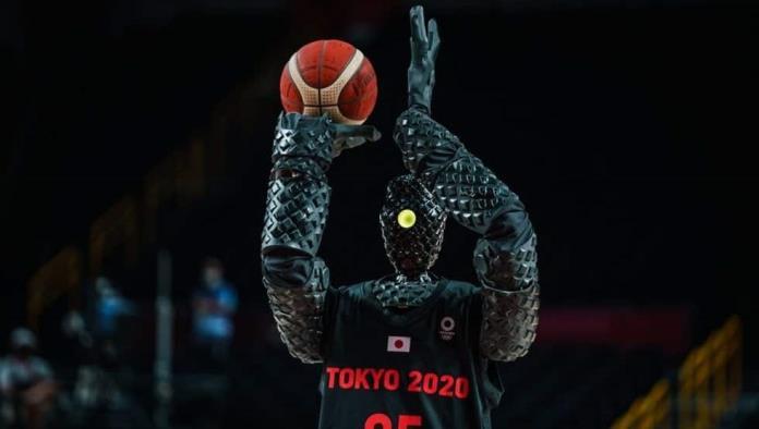 ¡Conoce a CUE! El robot basquetbolista