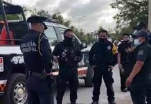 Al menos 4 policías municipales golpean y violan a un chico