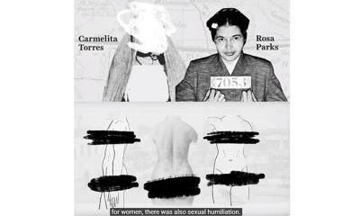 Carmelita Torres: la Rosa Parks mexicana