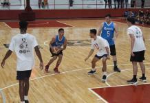 Concluye con éxito  basquetball summer