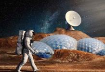 NASA busca personas para viajar a Marte