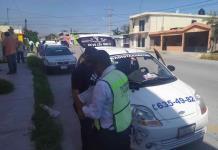 Multarán  taxistas incumplidos con revisión