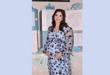 Fiesta prenatal para Alicia