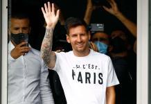 Messi llega a Paris; Cerca de ser del PSG