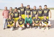 Línea Coahuila Durango ¡Goleó a Borussia!
