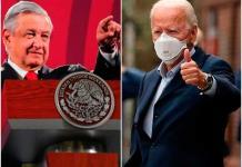 Invita López Obrador a Biden a reunirse en México