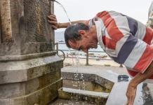 Infierno en Italia; Llega el termómetro a 48 grados