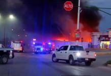 Crece la violencia; Queman negocios en Ciudad Juárez