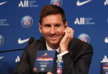 ¡Ya es Parisino!; Messi se presenta como jugador del PSG