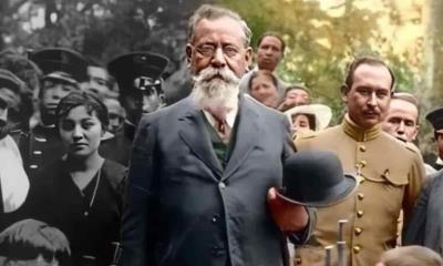 """Venustiano Carranza y  el """"águila carranclana"""""""