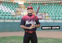 Brilla el monclovense José Roberto Castro Gaona en Liga estatal de beisbol Chihuahua