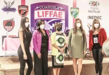 Inició con éxito clínica Hablemos del Football LIFFAE Coahuila