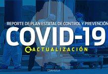Se registran 444 nuevos casos en Coahuila, incluidas 13  defunciones