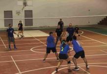 Caen Titanes en  el voleibol mixto