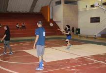 Lo mejor del torneo mixto en el voleibol liga municipal