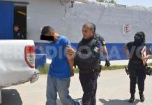 Ataca drogadicto a vecino de la 'Mira'