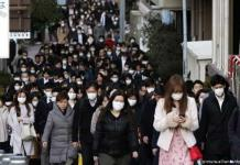 20 mil contagios diarios; Japón rompe récord