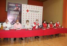 Invita Cruz Roja a concierto de Francisco Céspedes