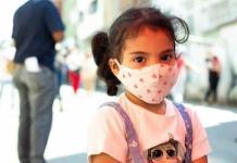 121 niños se contagian a diario de Covid-19 en México