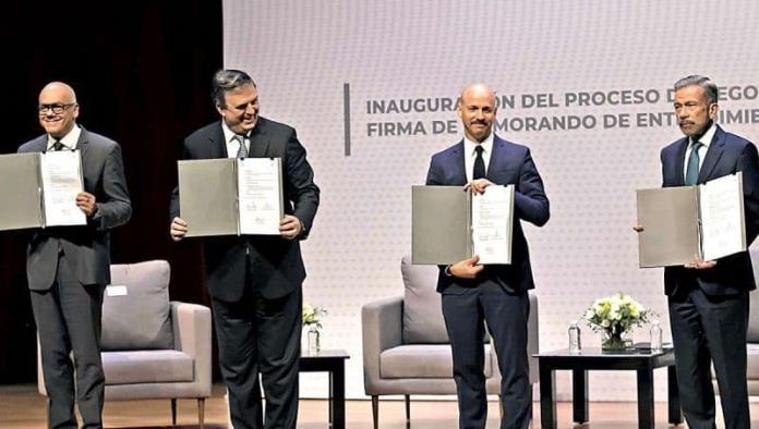 Inicia proceso para zanjar crisis venezolana; Ebrard reitera cooperación