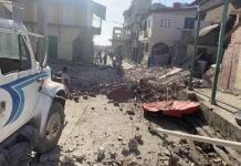 Fuerte sismo de 7.2 sacude Haití; Hay alerta de tsunami