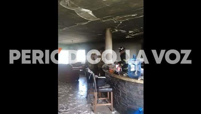 Explosión en la San Pancho