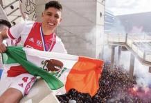 El Stade Rennes ofrece oferta millonaria al Ajax de Ámsterdam por Edson Álvarez