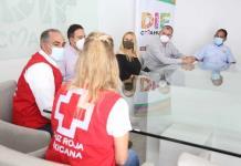 Entrega DIF Coahuila 5.5 millones a Cruz Roja