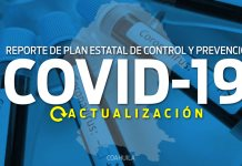 Se registran 92 nuevos casos en Coahuila, sin defunciones