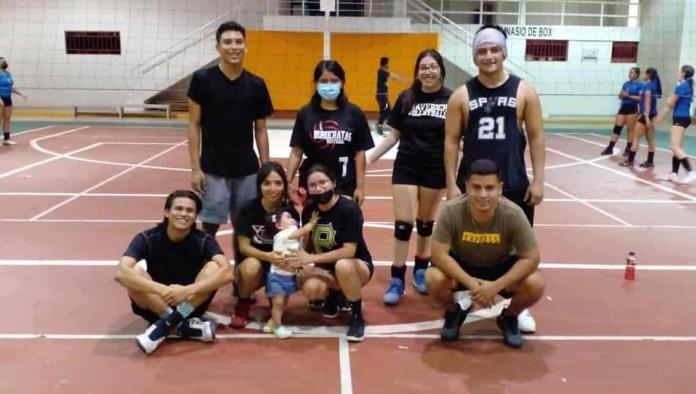 Comienza  la semana  del voleibol