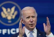 """""""Esta acción militar debería haber terminado hace mucho tiempo"""": Biden"""