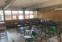 Inicia limpieza de 64 escuelas