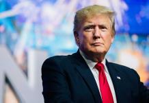 Donald Trump exige renuncia de Joe Biden