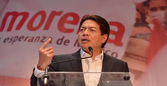 Mario Delgado acusa hackeo de su WhatsApp