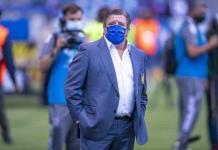 Piojo Herrera se responsabiliza por resultados del Club Tigres