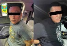 DETIENEN A 2 DE BANDA  CRIMINAL EN EAGLE PASS