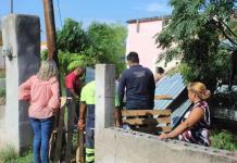 Atiende municipio daños por tromba