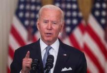 Biden: La evacuación de Kabul es una de las mayores y más difíciles de la historia