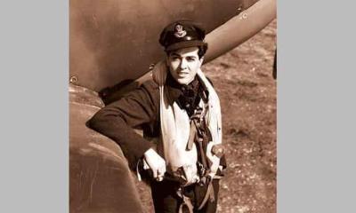 El águila mexicana que combatió a los nazis