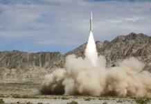 El régimen chino probó dos nuevos misiles capaces de eliminar sistemas de comunicaciones