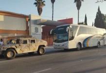 En Allende decomisan cristal en autobús turístico un pasajero fue detenido