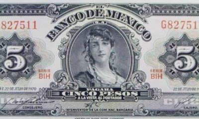"""La """"pelandusca"""" del billete de $5"""
